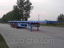 Chusheng CSC9400TJZP container carrier vehicle