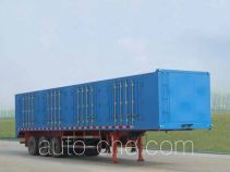 XGMA Chusheng CSC9400XXY box body van trailer