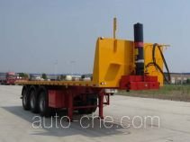 Chusheng CSC9400ZZXP flatbed dump trailer