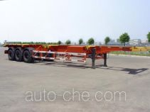 Chusheng CSC9401TJZ container transport trailer