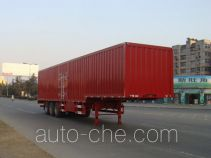 XGMA Chusheng CSC9401XXYE box body van trailer
