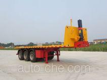 Chusheng CSC9401ZZXP flatbed dump trailer