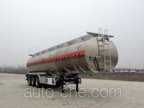 Chusheng CSC9403GYYLE aluminium oil tank trailer