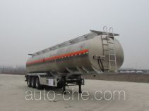Chusheng CSC9404GYYLE aluminium oil tank trailer