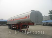 Chusheng CSC9405GHY chemical liquid tank trailer