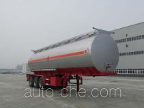 Chusheng CSC9405GRYY flammable liquid tank trailer