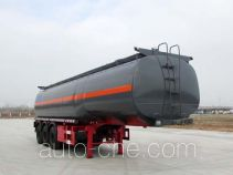 XGMA Chusheng CSC9405GSY edible oil transport tank trailer