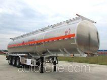 Chusheng CSC9405GYYLE aluminium oil tank trailer