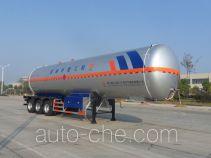 Chusheng CSC9406GYQ liquefied gas tank trailer