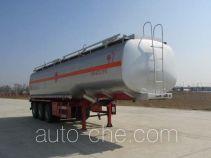 Chusheng CSC9406GYY oil tank trailer