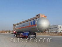 楚胜牌CSC9407GYQ型液化气体运输半挂车