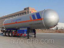 XGMA Chusheng CSC9407GYQBQ liquefied gas tank trailer