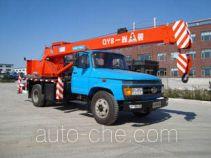 Shangjun  QY8 CSJ5115JQZQY8 truck crane