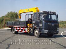 Shangjun CSJ5150JSQ5 truck mounted loader crane
