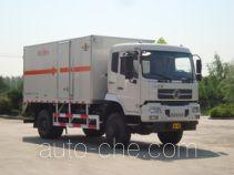 Shangjun CSJ5160XQY4 explosives transport truck