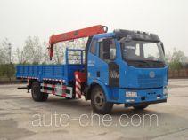 Shangjun CSJ5161JSQ4 truck mounted loader crane