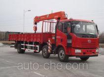 Shangjun CSJ5220JSQ4 truck mounted loader crane