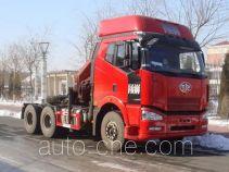 Shangjun CSJ5250JQQ tractor unit mounted loader crane