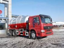 Longdi CSL5250GXWZ vacuum sewage suction truck