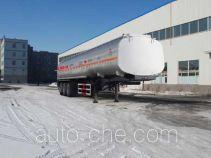 Longdi CSL9400GRY flammable liquid tank trailer