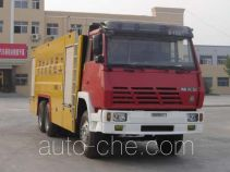 Wanshida CSQ5250GGS water tank truck