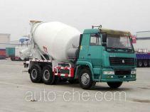 Wanshida CSQ5250GJBZZ concrete mixer truck
