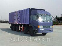 Wanshida CSQ5372XXY box van truck