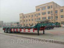 CIMC Liangshan Dongyue CSQ9200TDPA lowboy