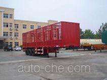 Liangshan Dongyue CSQ9280CLXY stake trailer