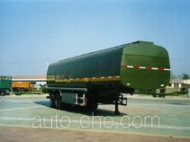Wanshida CSQ9280GJY fuel tank trailer