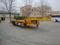 CIMC Liangshan Dongyue CSQ9341TDP lowboy