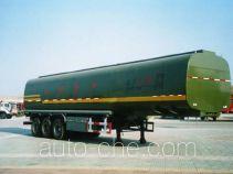 Wanshida CSQ9345GJY fuel tank trailer