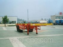 CIMC Liangshan Dongyue CSQ9361TJZA container transport trailer