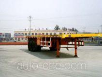CIMC Liangshan Dongyue CSQ9381TJZA контейнеровоз