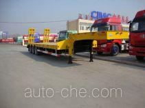 CIMC Liangshan Dongyue CSQ9390TDP низкорамный трал