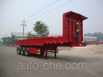 CIMC Liangshan Dongyue CSQ9400ZZX самосвальный полуприцеп
