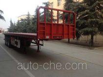 CIMC Liangshan Dongyue CSQ9401TPB полуприцеп с безбортовой платформой