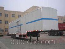 CIMC Liangshan Dongyue CSQ9401XXY box body van trailer