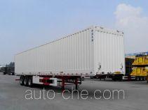 CIMC Liangshan Dongyue wing van trailer