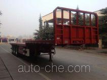 CIMC Liangshan Dongyue CSQ9402TPB flatbed trailer