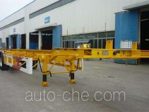 CIMC Liangshan Dongyue CSQ9403TJZG container transport trailer