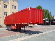 CIMC Liangshan Dongyue CSQ9403XXY box body van trailer