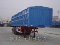 Liangshan Dongyue CSQ9405CLXY stake trailer