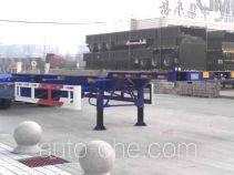CIMC Liangshan Dongyue CSQ9407TJZA container transport trailer