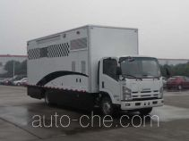 Huadong CSZ5100XJD medicolegal investigation vehicle