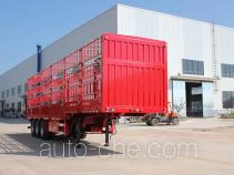 Wanqi Auto CTD9400CCY stake trailer