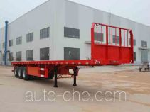 Wanqi Auto CTD9400P flatbed trailer