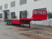 Wanqi Auto CTD9402P flatbed trailer