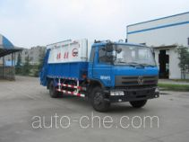 通途牌CTT5121ZYS型压缩式垃圾车