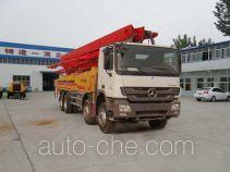Tongya CTY5411THB concrete pump truck